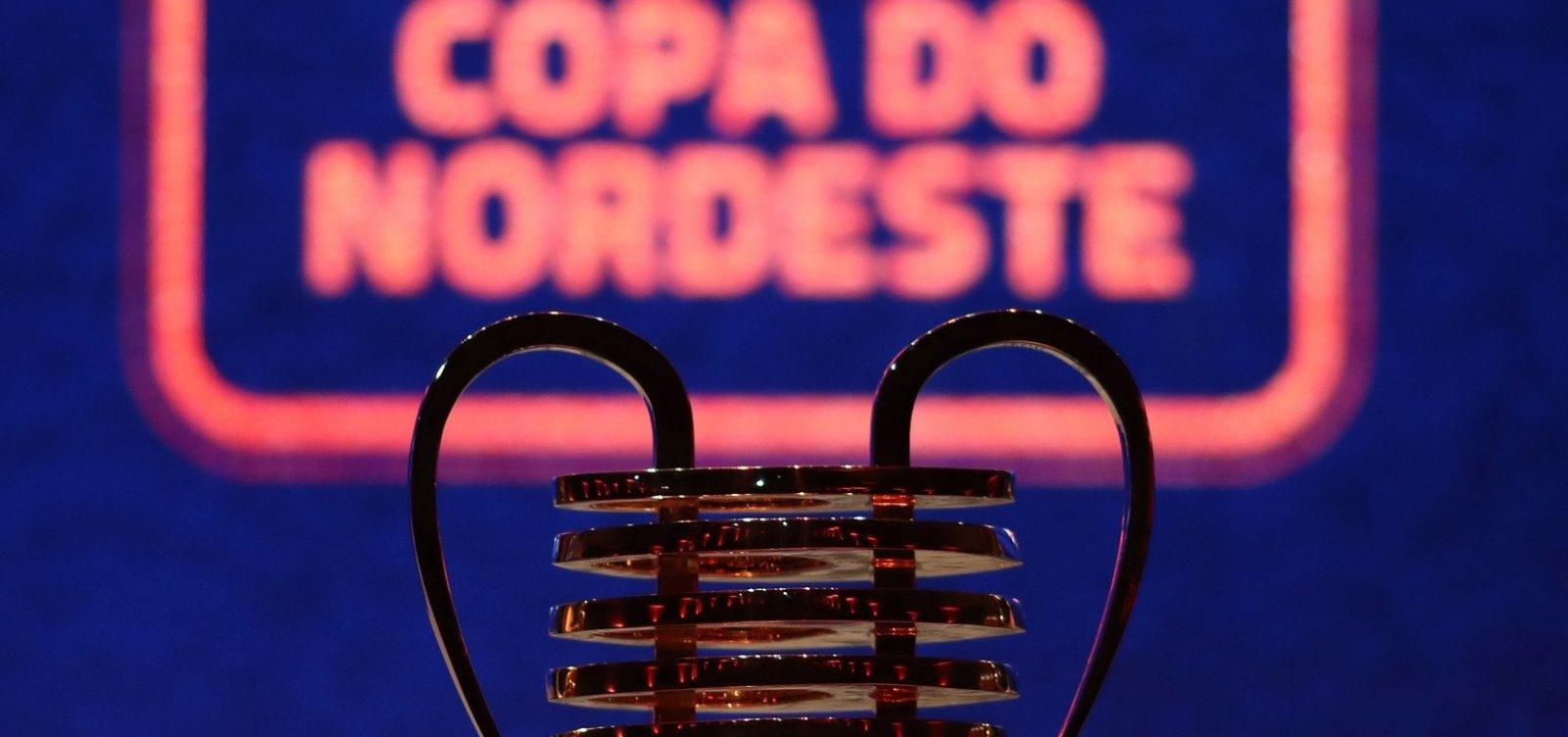 Liga do Nordeste negocia com Globo por transmissões no Sportv e pay-per-view