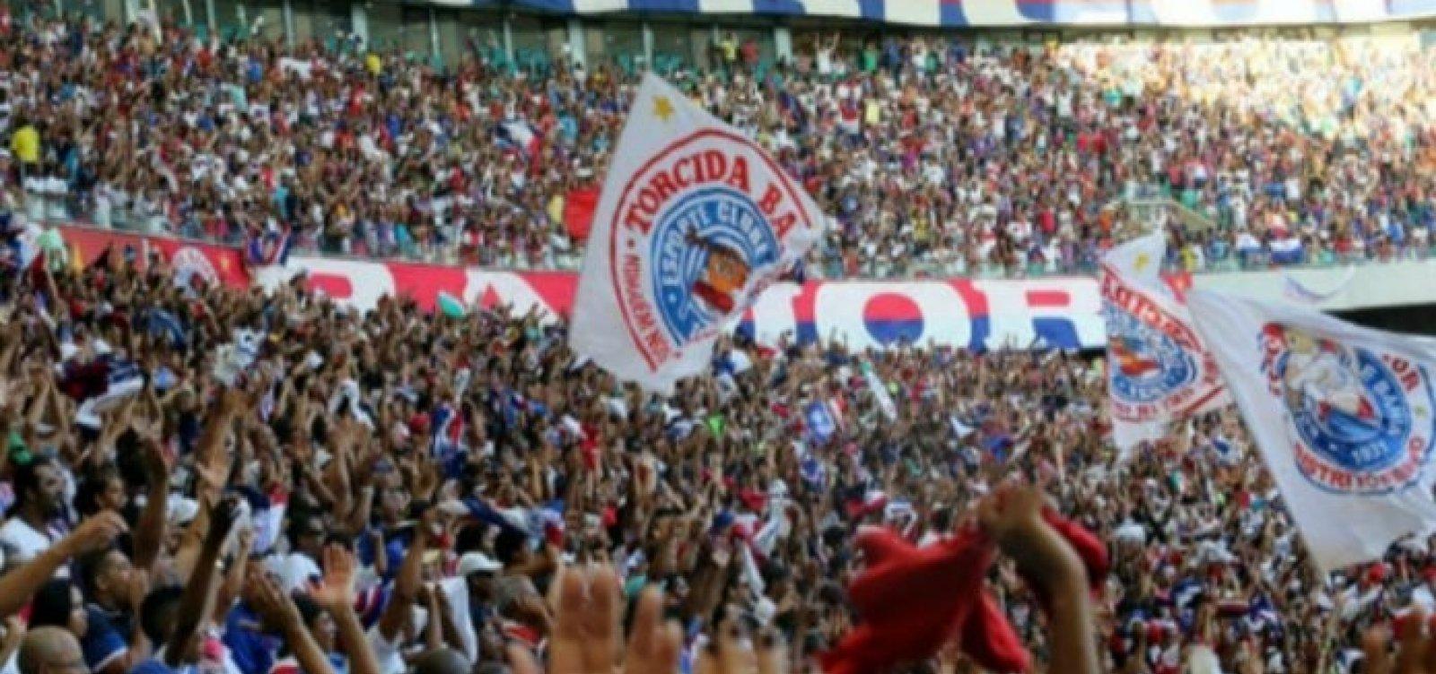Bahia inicia venda de ingressos para decisão da Sul-Americana