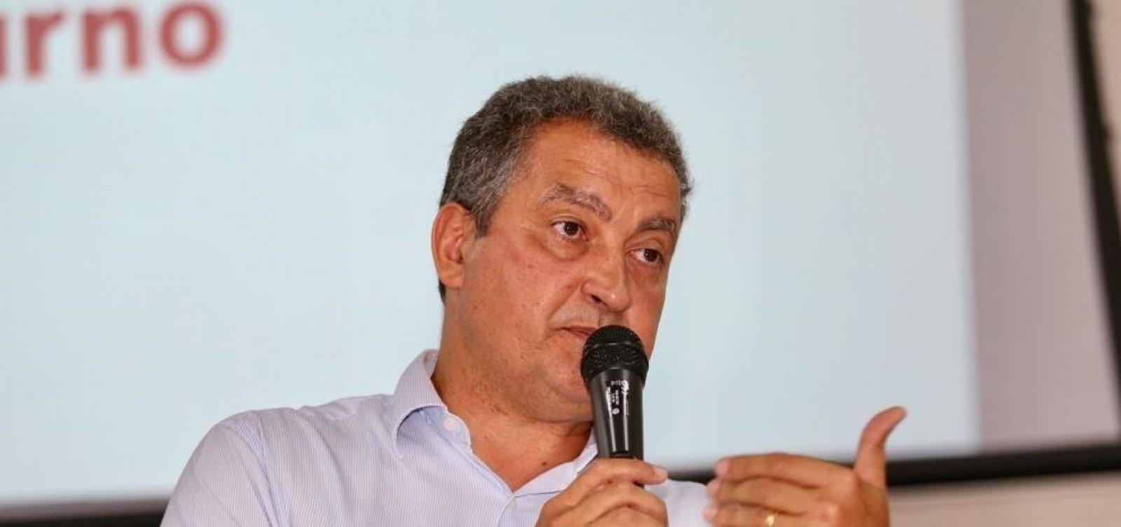 'Objetivo é garantir 80% de votos válidos para Haddad na Bahia', diz Rui