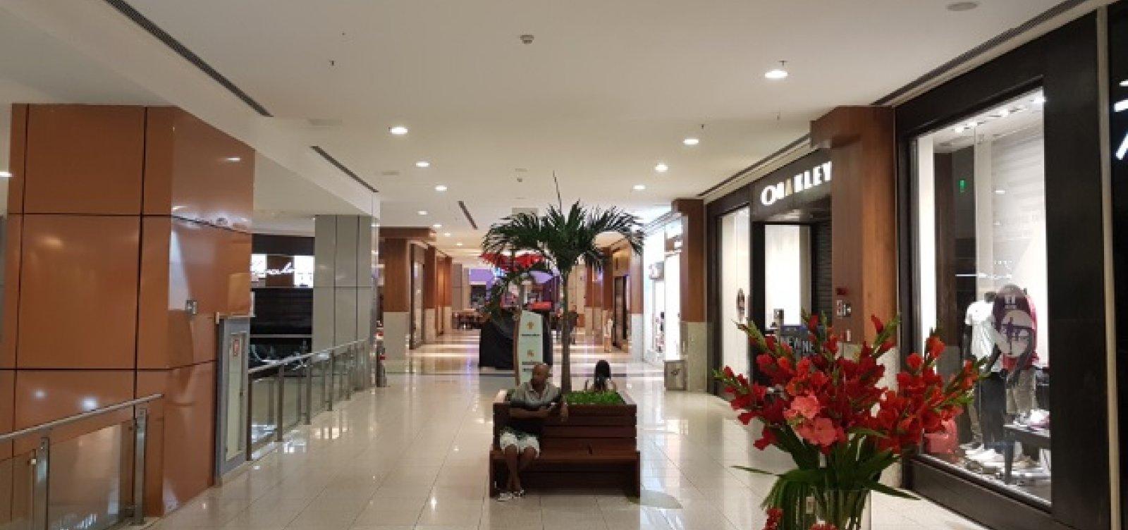 Shoppings: com lojas fechadas aos domingos, sindicato prevê demissões e suspensão de temporários