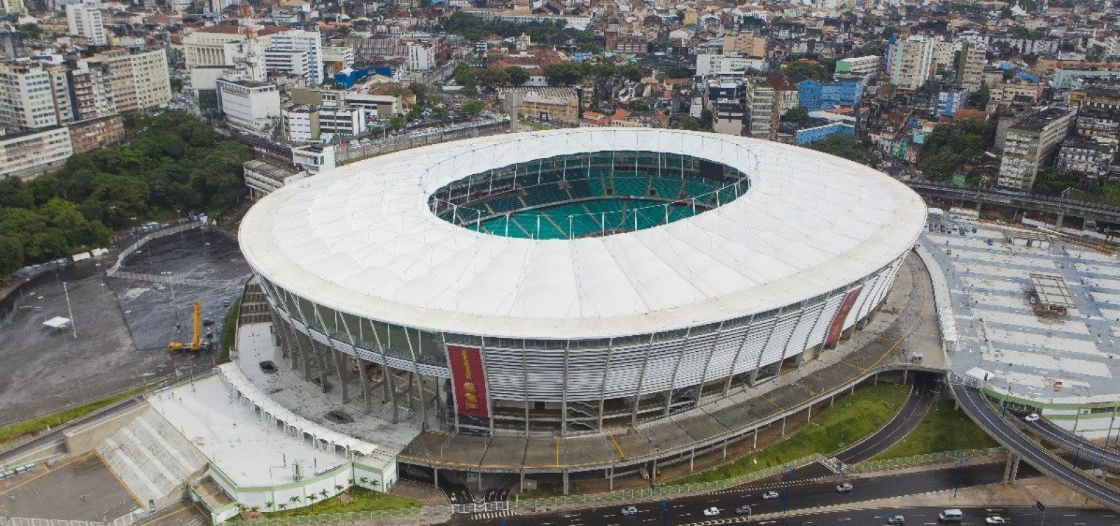 Arena Fonte Nova e Aeroporto de Salvador fecham parceria para promover ações conjuntas