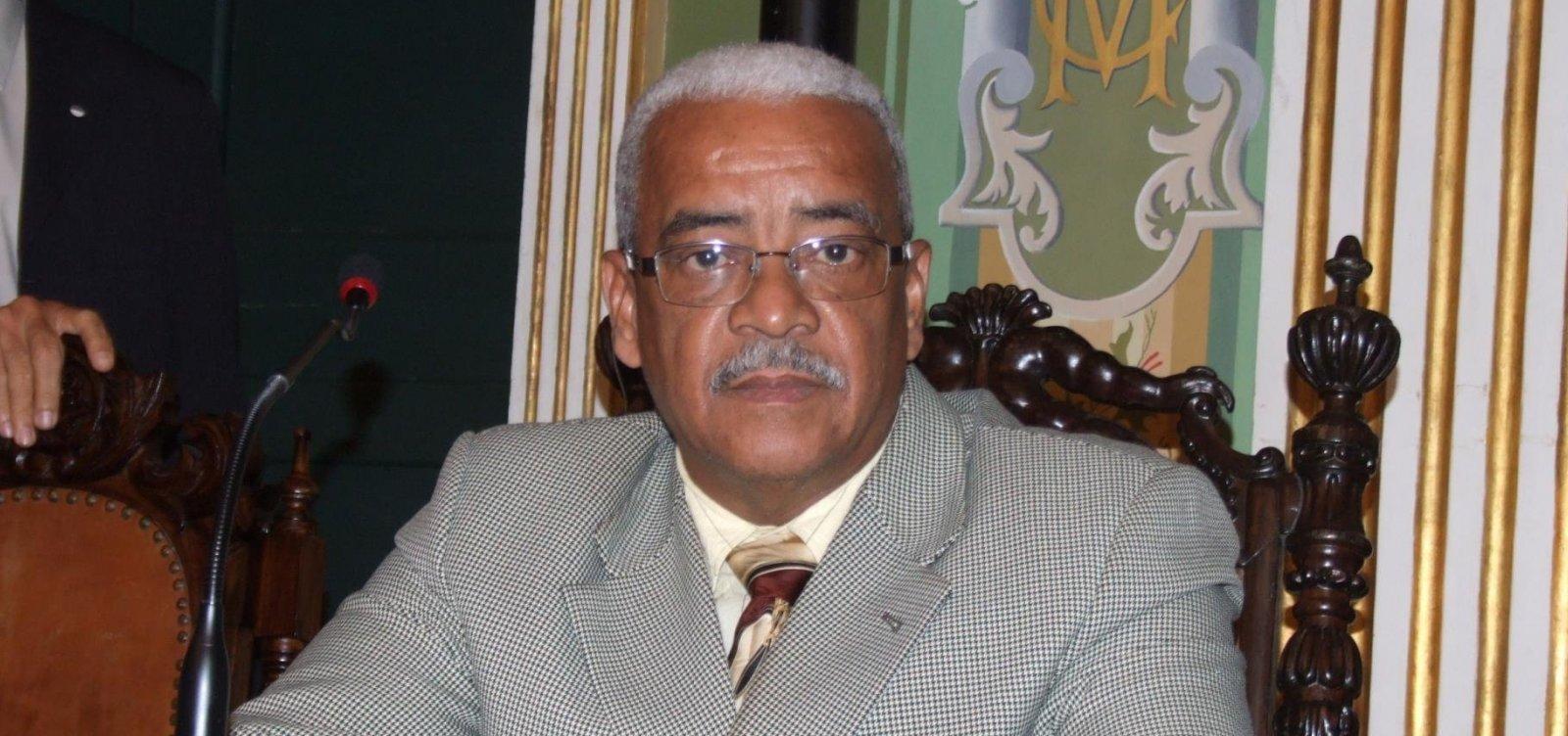 Mangueira apoia Geraldo Jr, que chega aos 22 votos para presidência da CMS