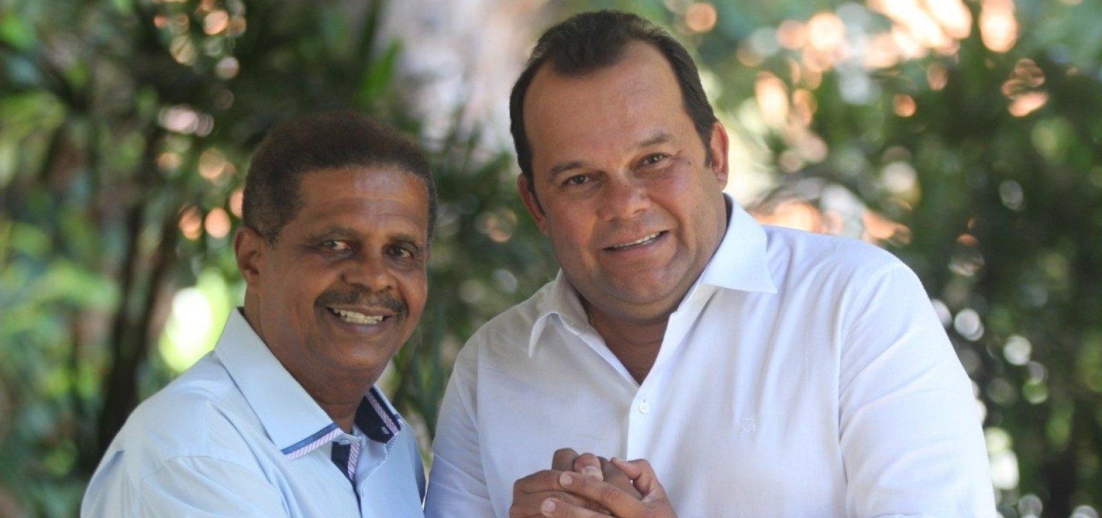 Odiosvaldo Vigas declara apoio a Geraldo Júnior para Presidência da Câmara