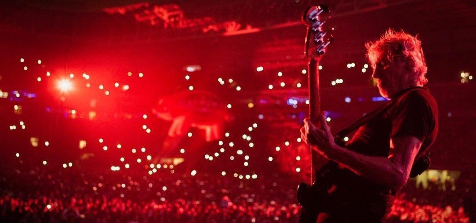 Ocupação de hotéis dispara com show de Roger Waters