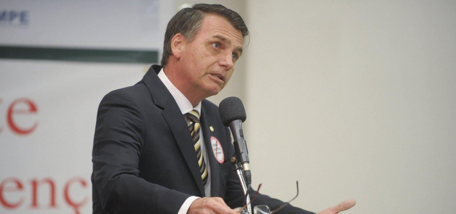 Bolsonaro já pode comparecer a debates, diz avaliação médica