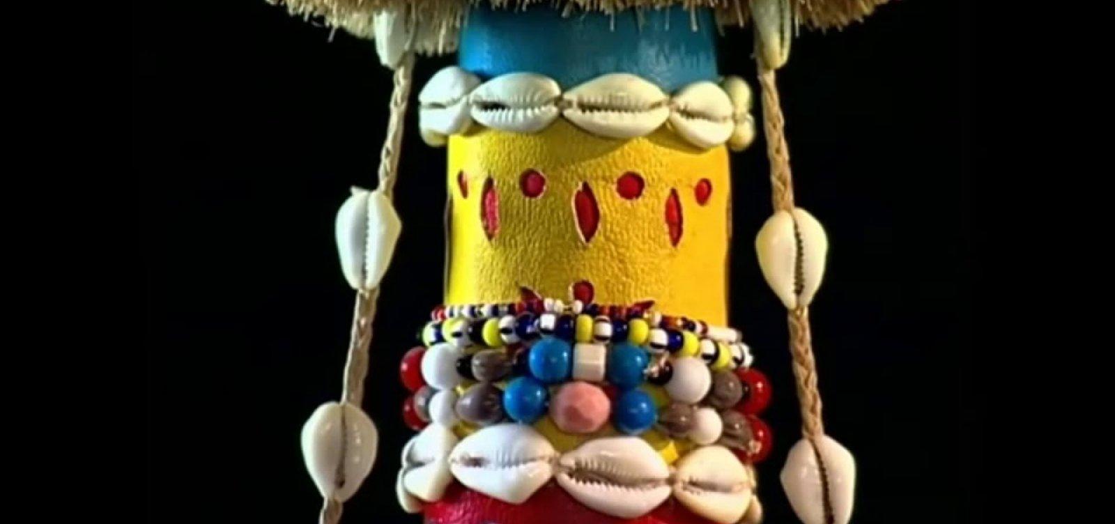 MAM abre exposição 'Mestre Didi  – Ancestralidade e Resistência' hoje