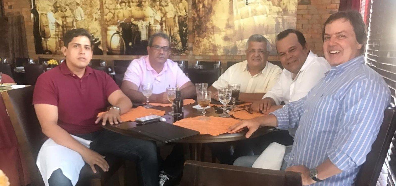Presidência da CMS: mais cinco vereadores aderem a Geraldo Júnior