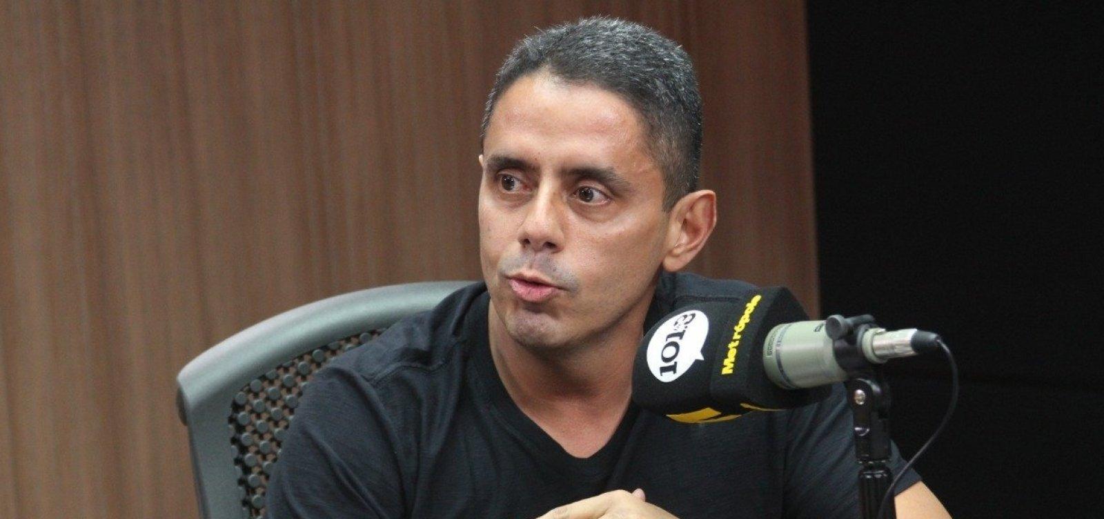 Presidência da OAB-BA: Gamil anuncia chapa com Larissa Camandaroba como vice