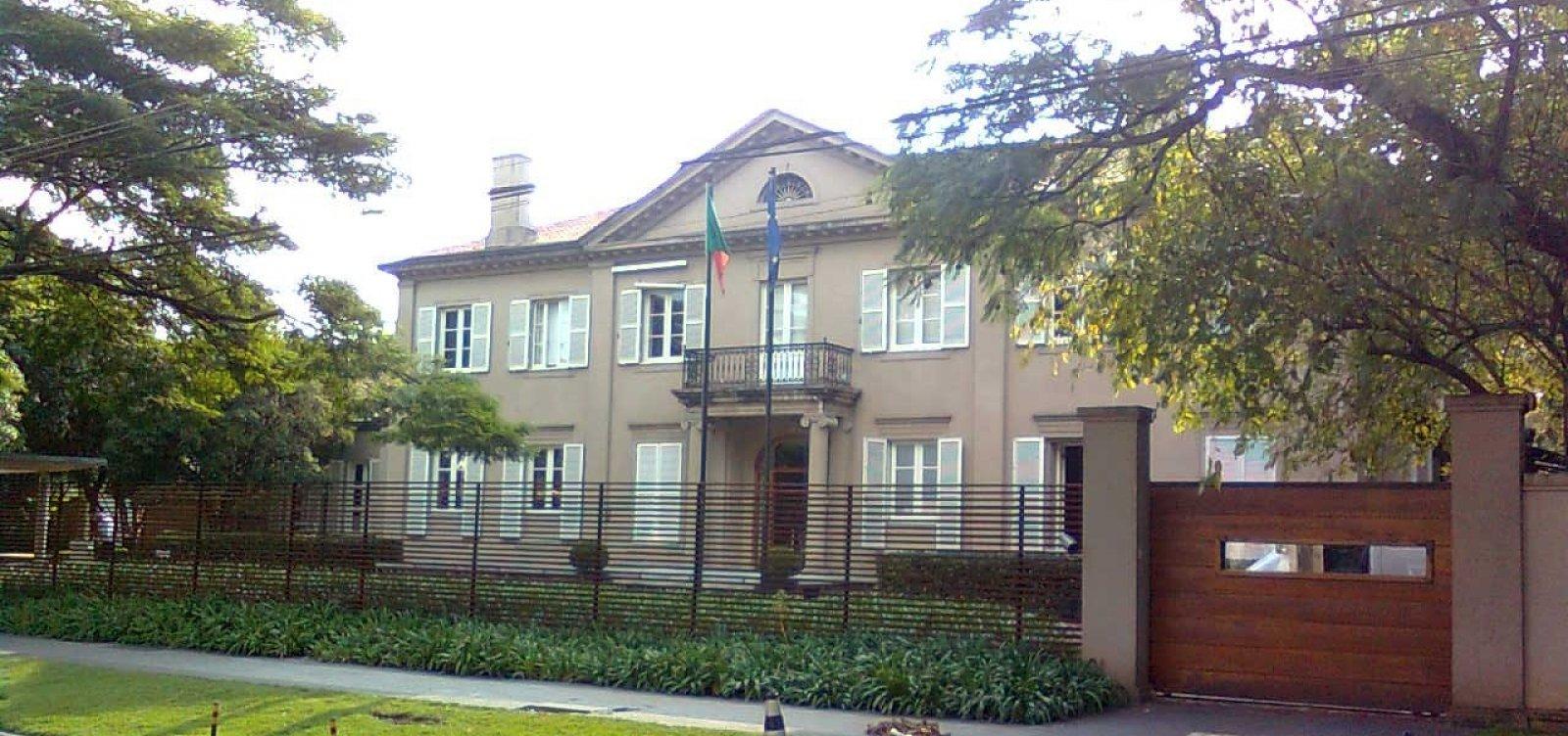 Consulado de Portugal em SP suspende admissão de novos pedidos de nacionalidade