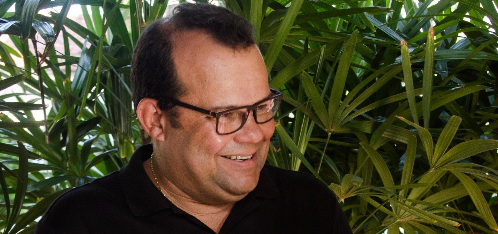 Geraldo Júnior já acumula 30 votos para presidência da CMS