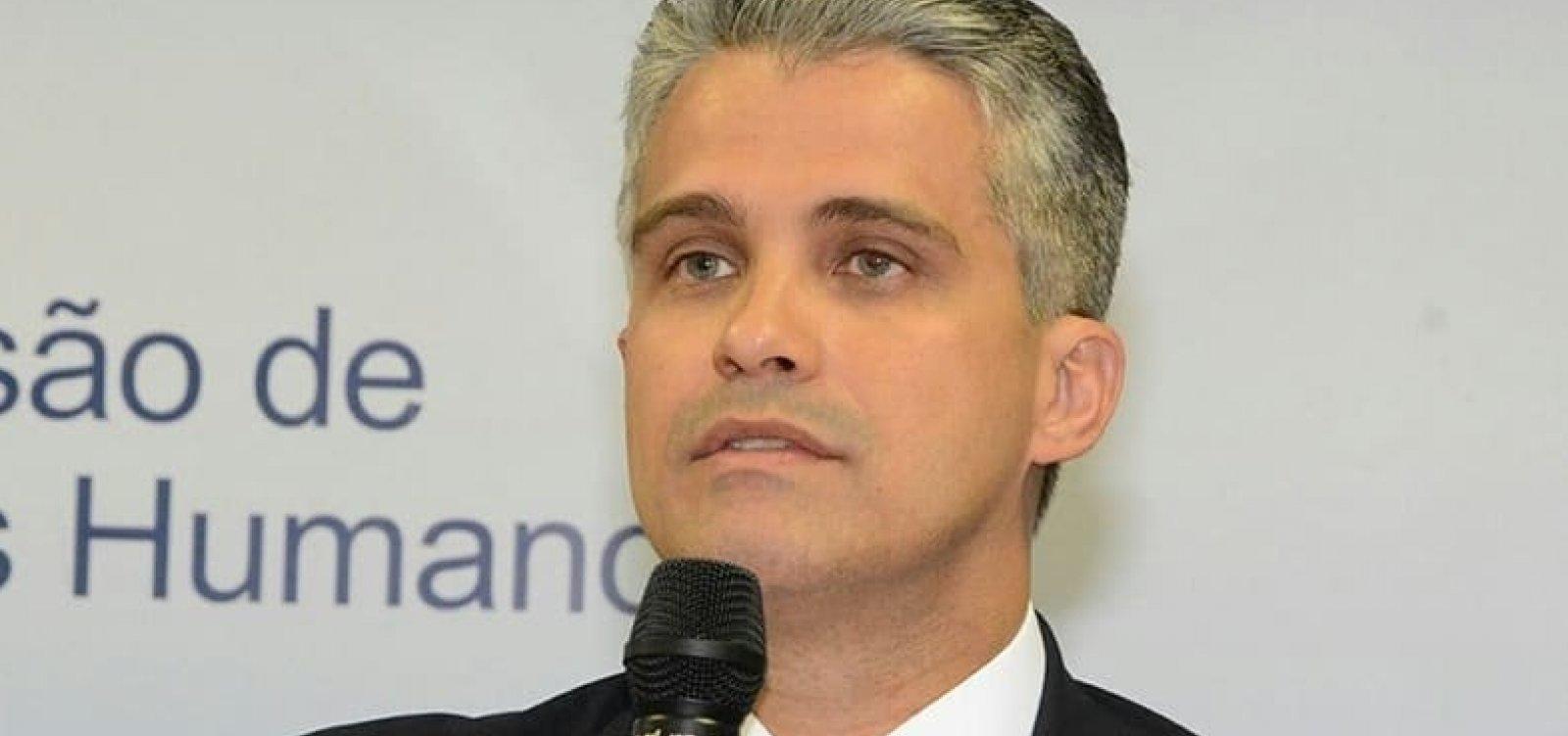 Presidência da OAB-BA: Fabrício confirma chapa com Ana Patrícia como vice