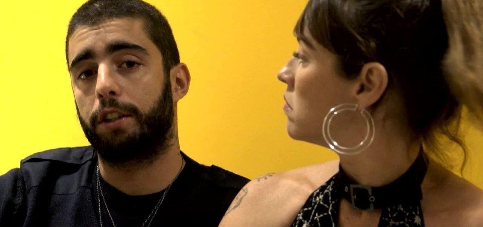 Luana Piovanni dá toque ao vivo no marido: 'Tá comendo a carne, papai? Tem um ossinho pra roer!'