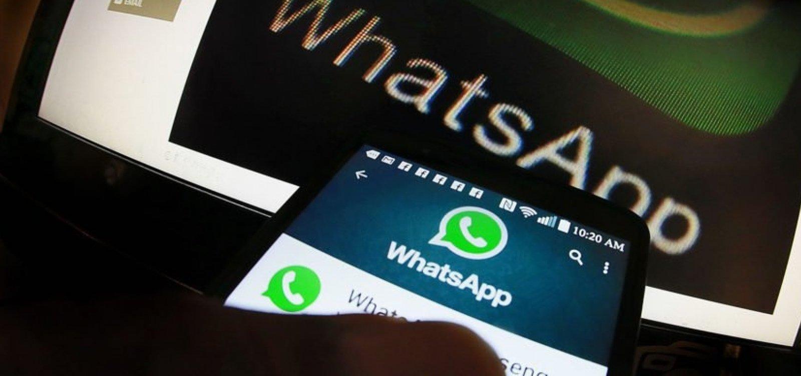 WhatsApp vai investigar disparo de mensagens contra o PT