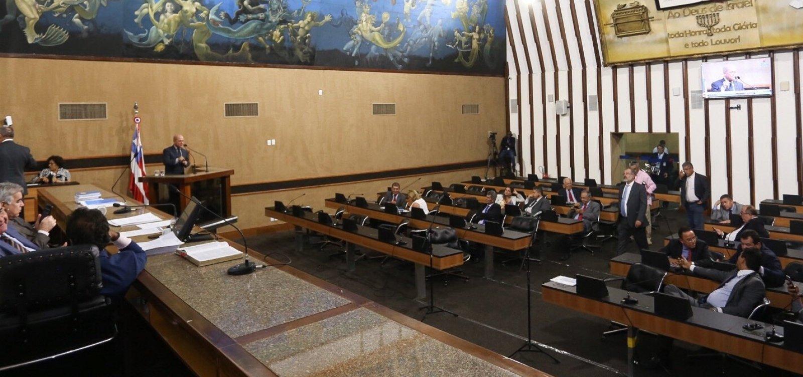 Oposição quer votar unida na disputa pela presidência da AL-BA