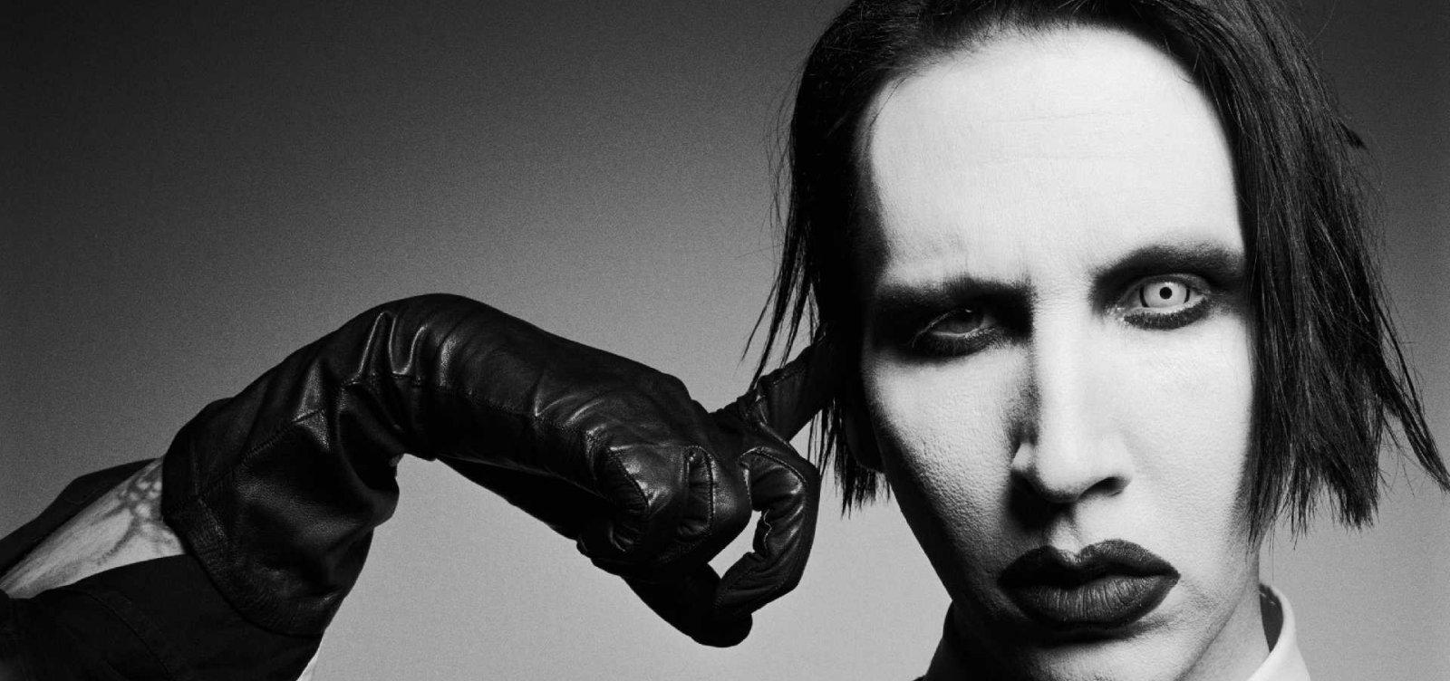 Marilyn Manson lança vibrador com seu rosto para o Halloween