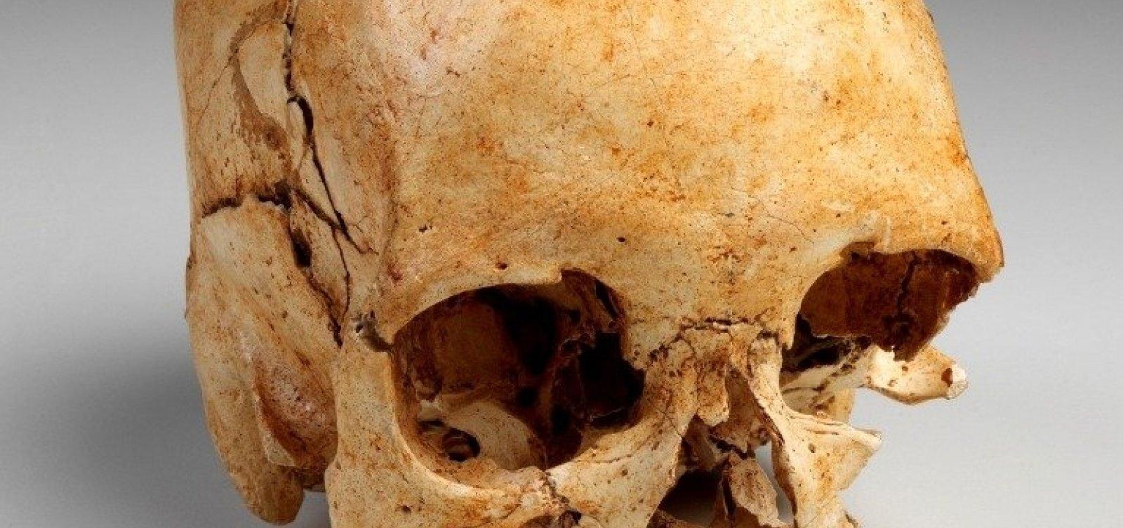 Pesquisadores dizem que fóssil de Luzia é encontrado nos escombros do Museu Nacional