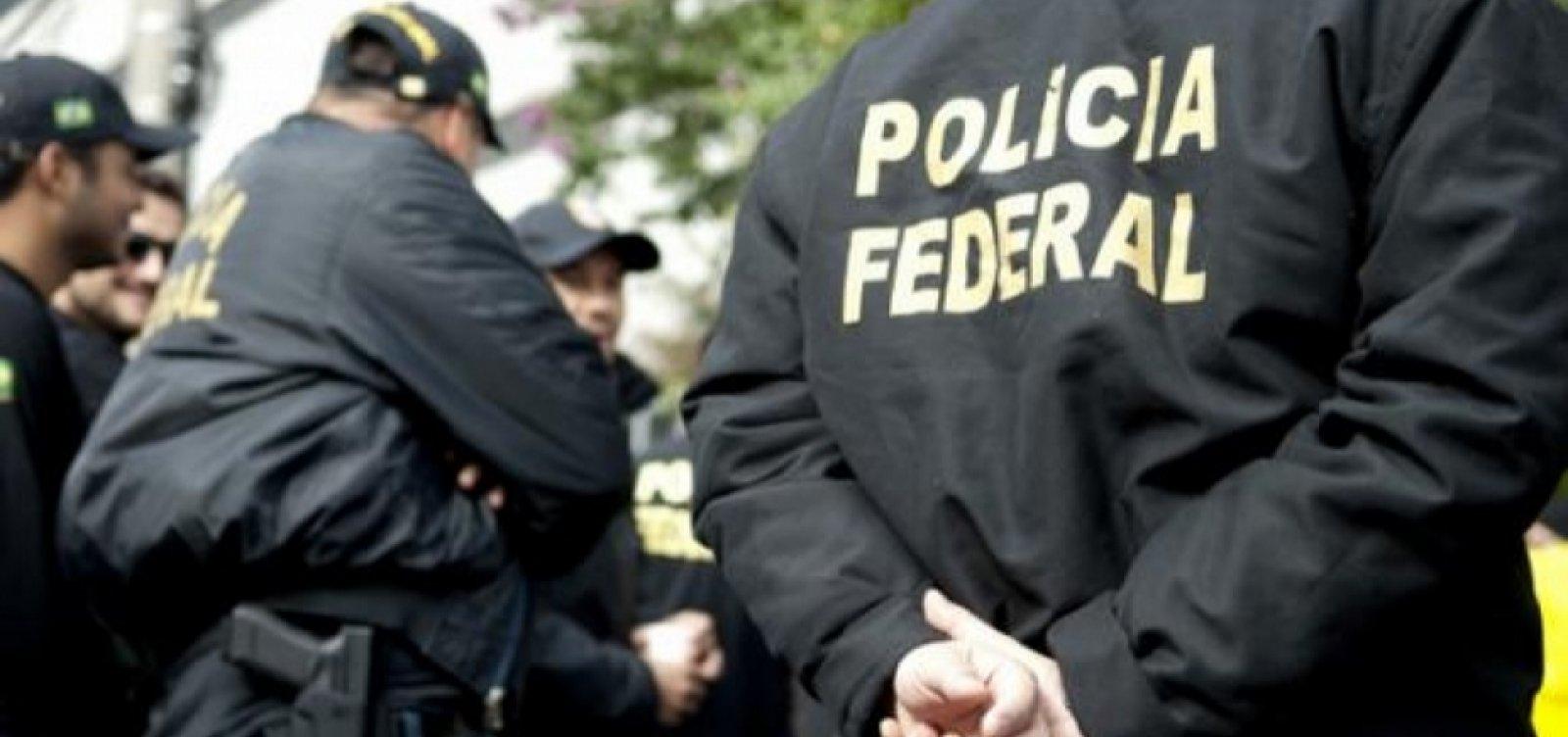 Dois suspeitos são detidos em operação da PF-ES contra pornografia infantil