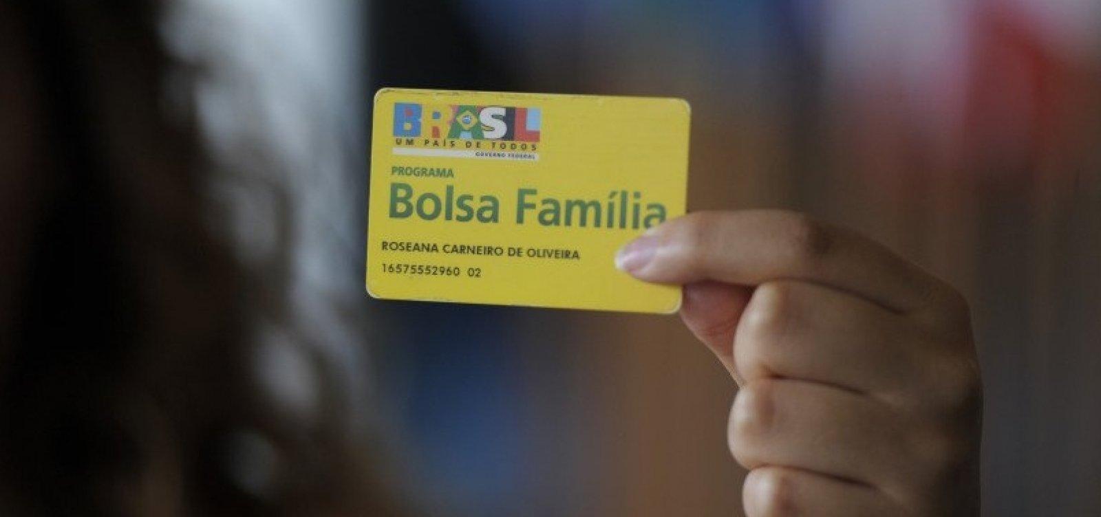 Governo identifica doações a candidatos de beneficiários do Bolsa Família