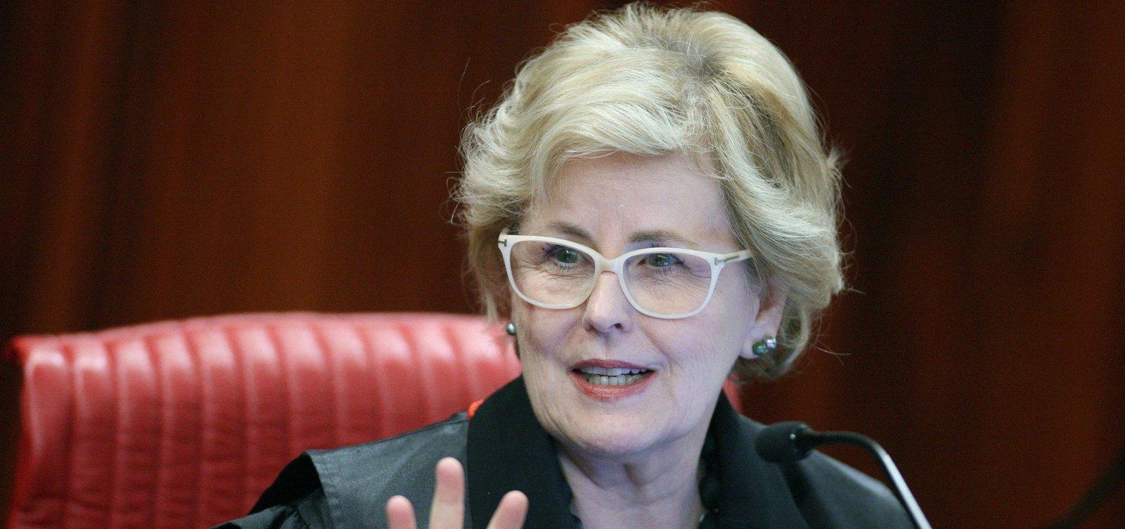 'Desinformação que visa descrédito da Justiça Eleitoral precisa ser combatida', diz Rosa Weber