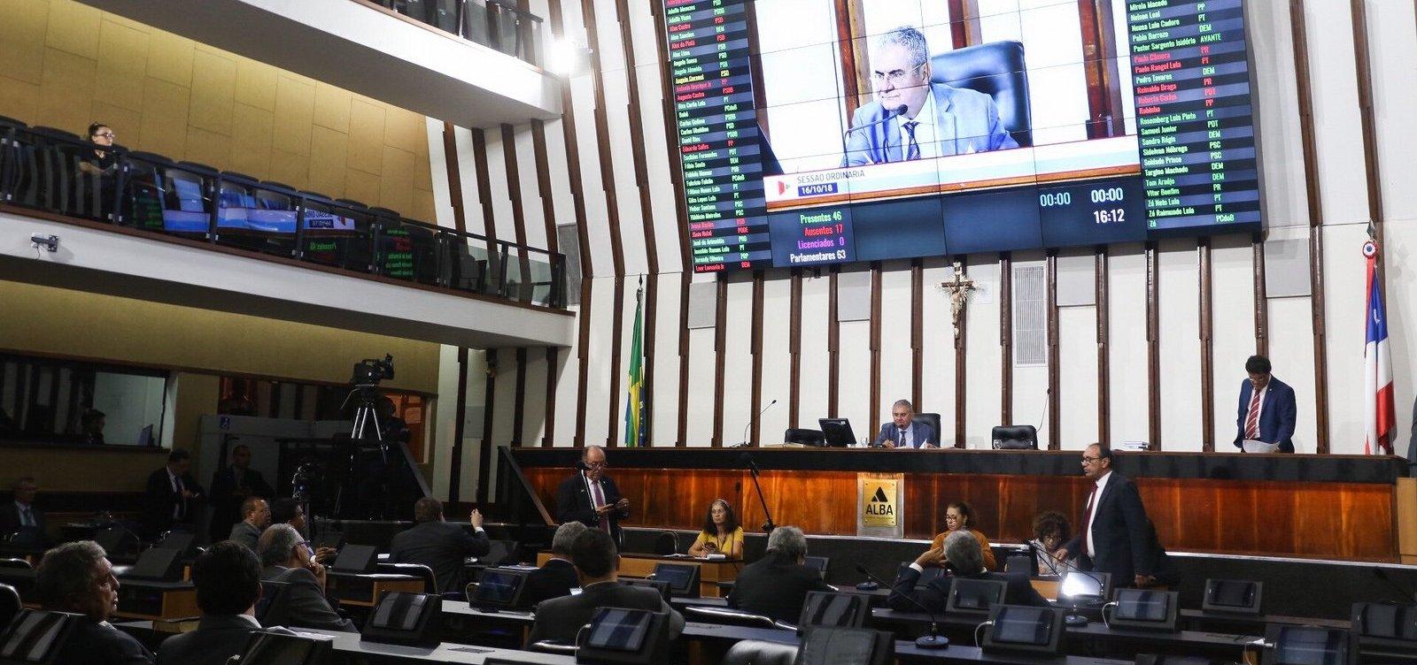 Assembleia vota Refis do ICMS amanhã