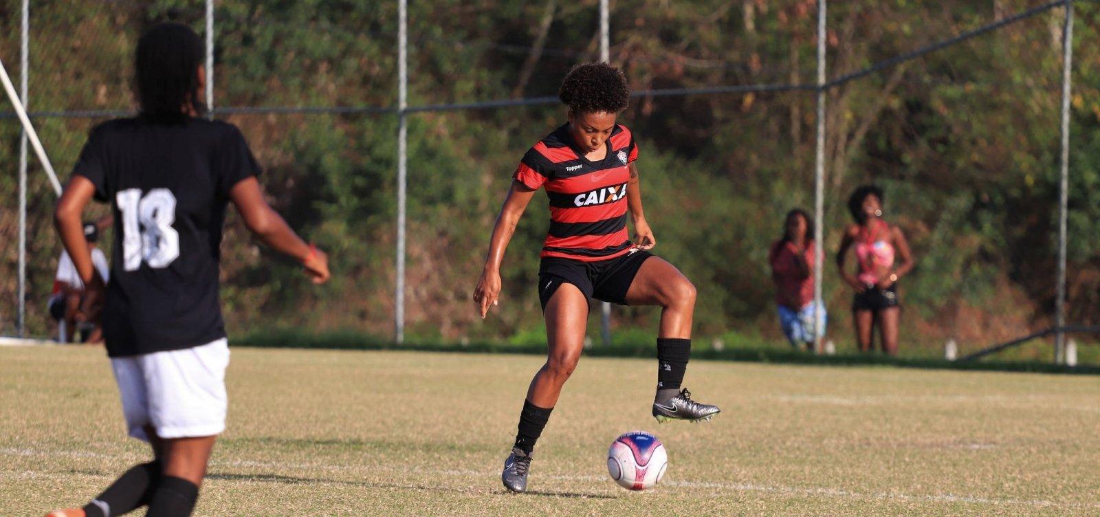 Baianão Feminino: segunda rodada tem chuva de gols