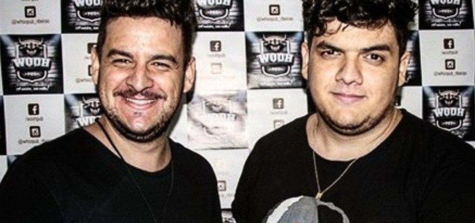 Dupla sertaneja, Fábio e Guilherme morre em acidente de carro