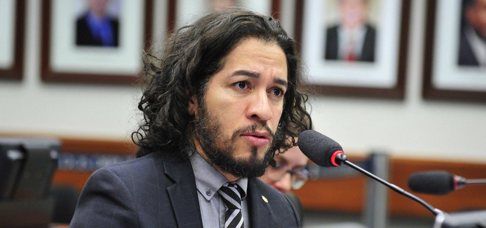 Jean Wyllys diz acreditar em 'milagre' contra Bolsonaro
