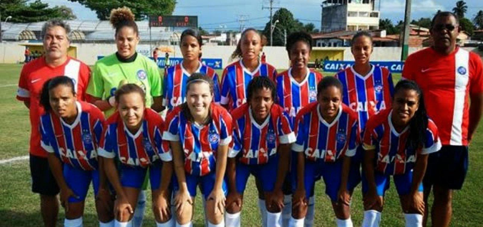 Bahia deve apresentar time feminino para 2019