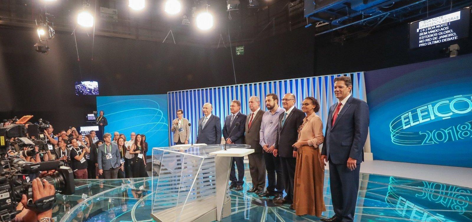 Globo cancela debate após Bolsonaro rejeitar convite