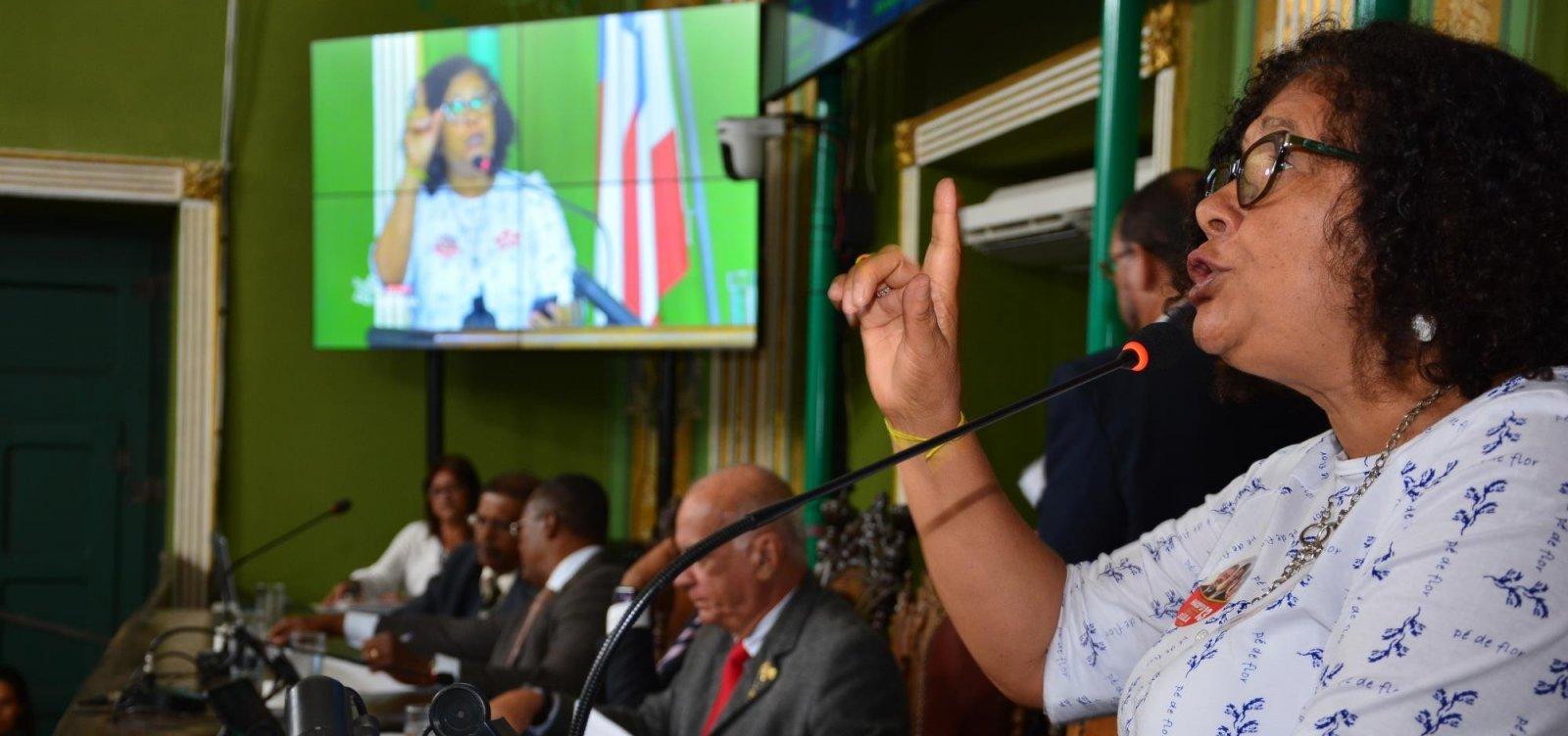Oposição na Câmara mantém rodizio e Marta vai deixar liderança no próximo ano