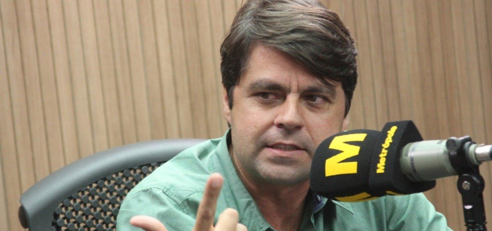Câmara se esquiva de crítica à campanha de Alckmin