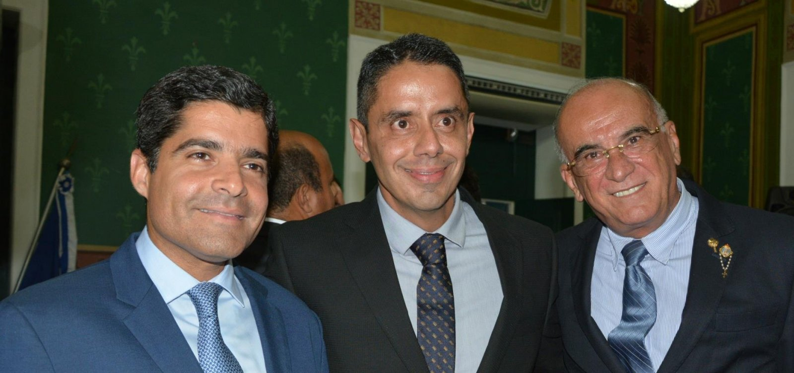 ACM Neto declara apoio a Gamil Föppel na disputa pela OAB-BA
