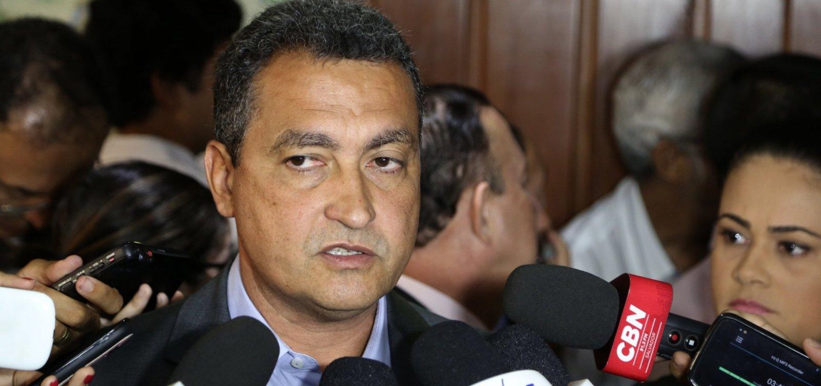 Rui Costa repudia declaração 'preconceituosa' de Bolsonaro à Bahia