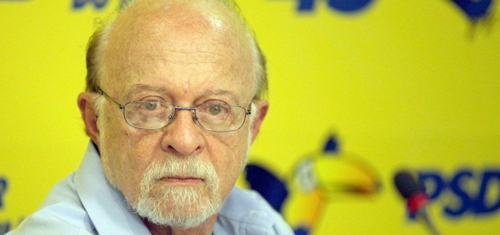 Ex-presidente do PSDB anuncia apoio a Haddad