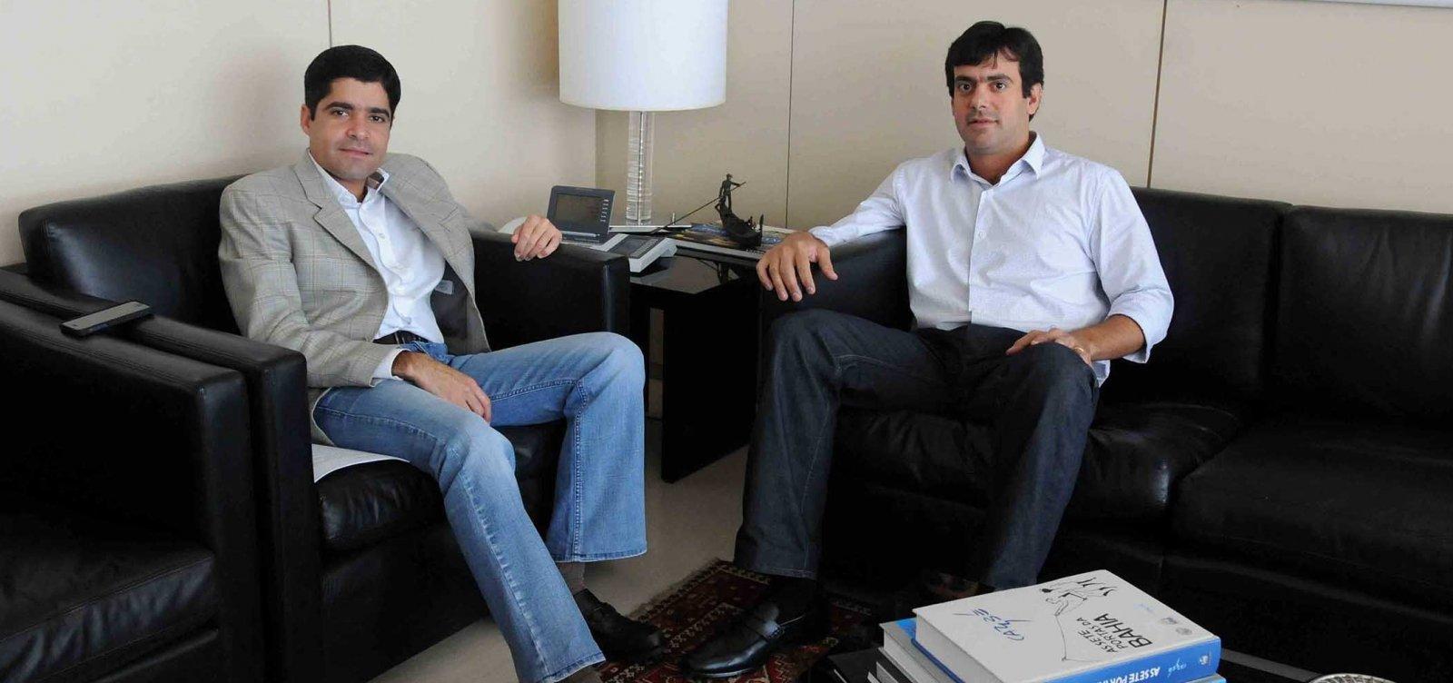 Neto defende 'Lei Tiago Correia': 'Iniciativa legal e constitucional'