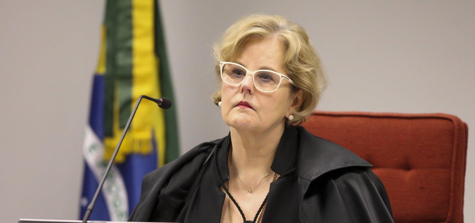 PF abre quatro inquéritos para investigar ameaças a Rosa Weber