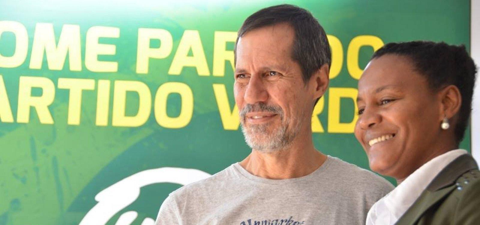 'Votarei nulo, contra o PSL e contra o PT', diz ex-vice de Marina Silva