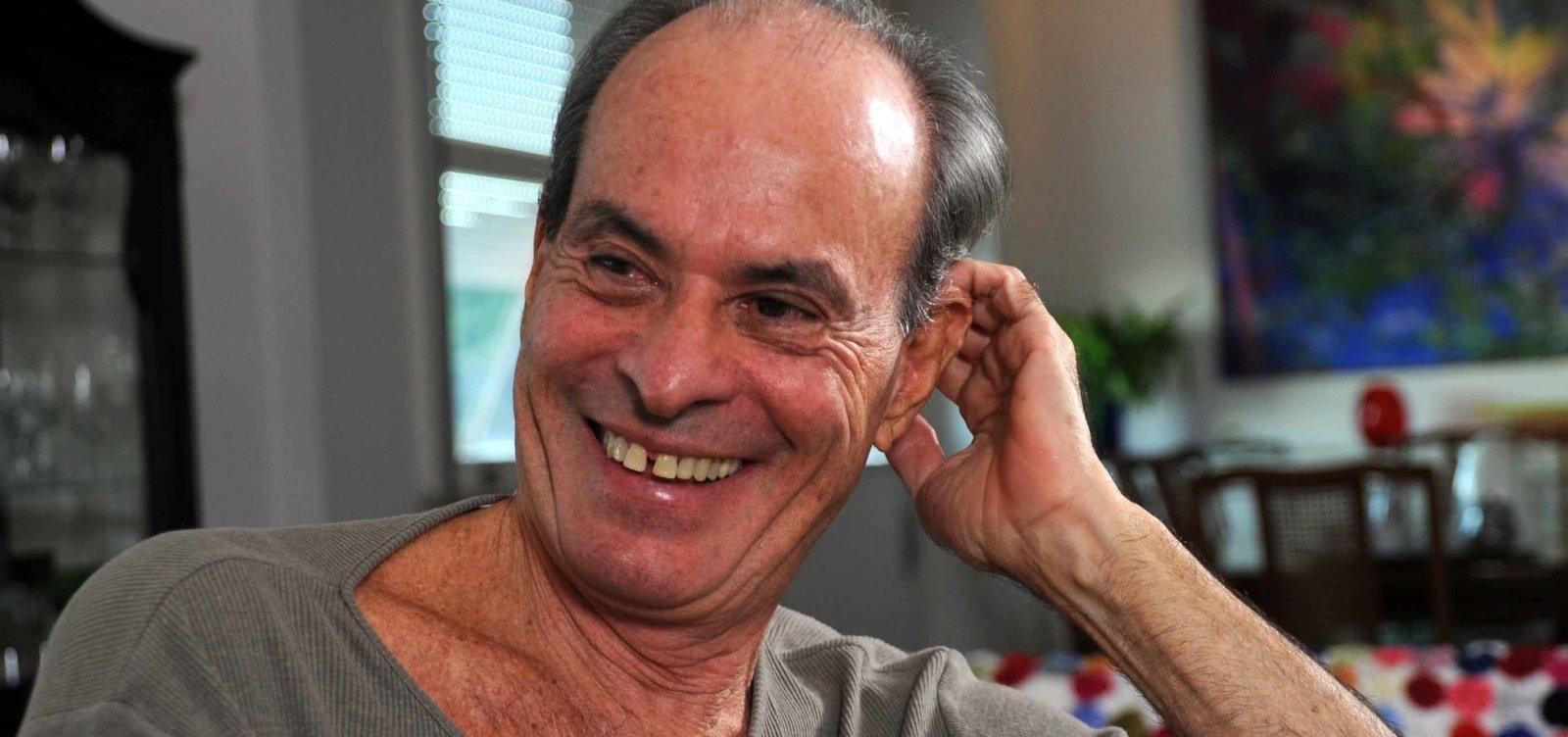 'Ainda não vejo semelhanças', diz Ney Matogrosso sobre momento atual e ditadura militar