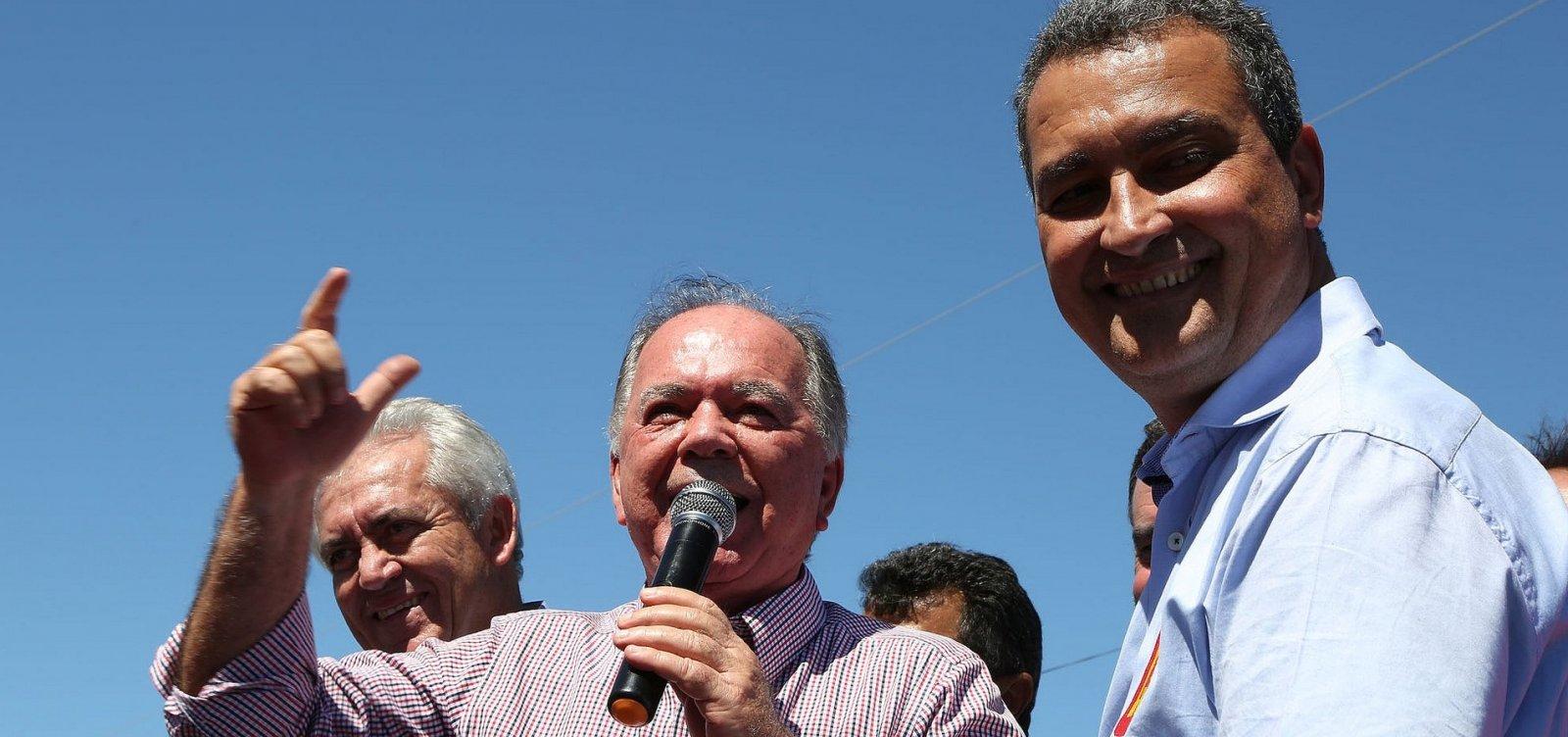 Rui Costa planeja viajar para Israel e Leão deve assumir governo