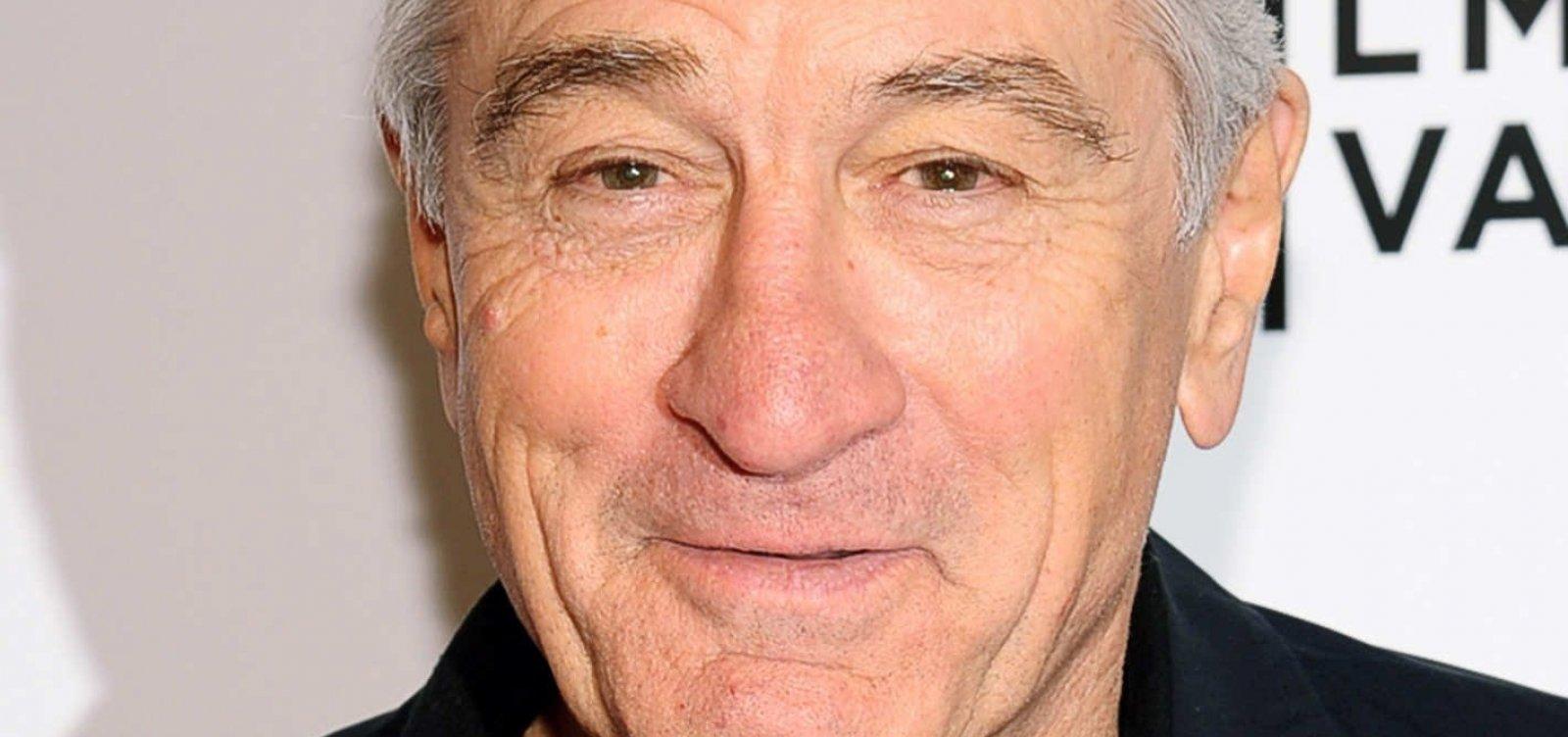 Pacote suspeito é enviado a Robert De Niro e políticos norte-americanos