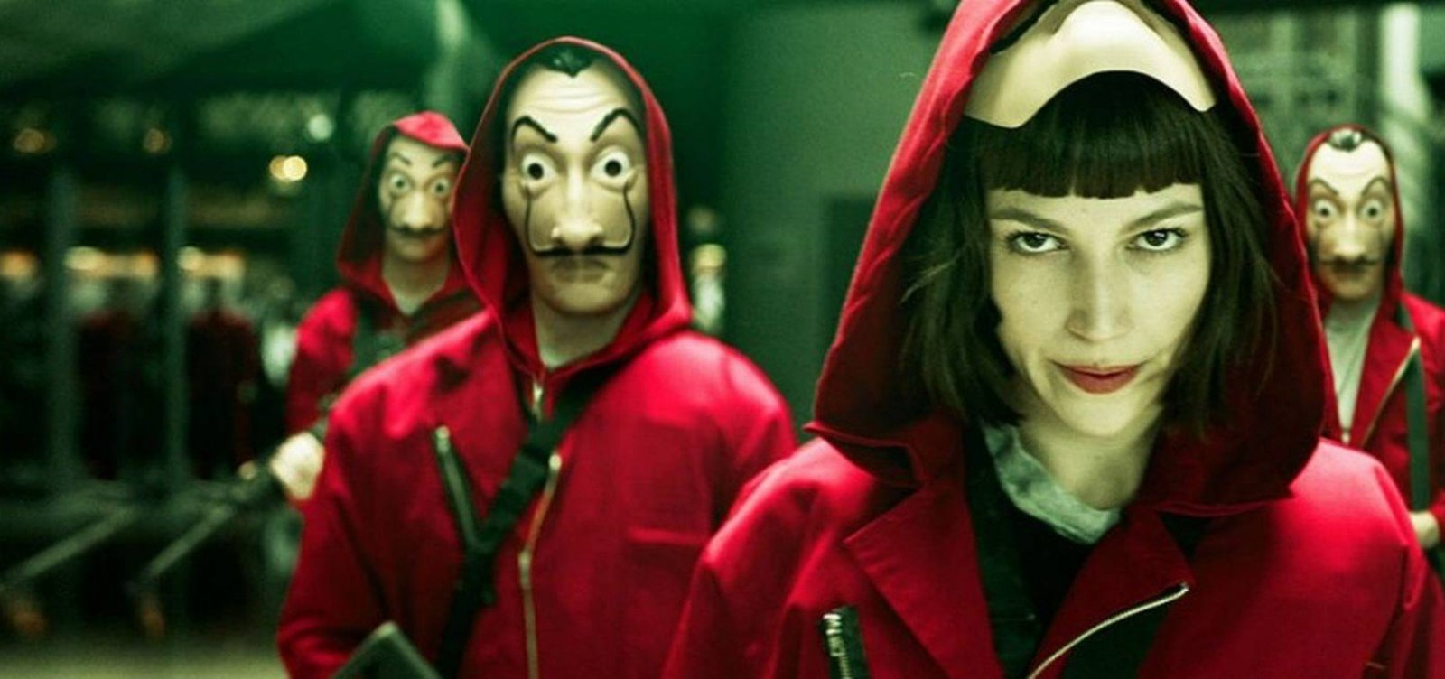 Assista: Netflix anuncia volta de 'La Casa de Papel'