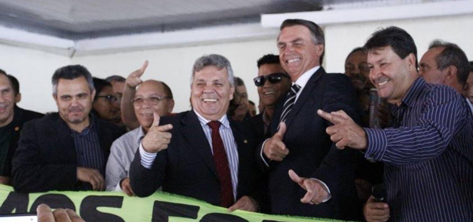 Condenado por cobrança de propina é cotado a cargo no governo Bolsonaro