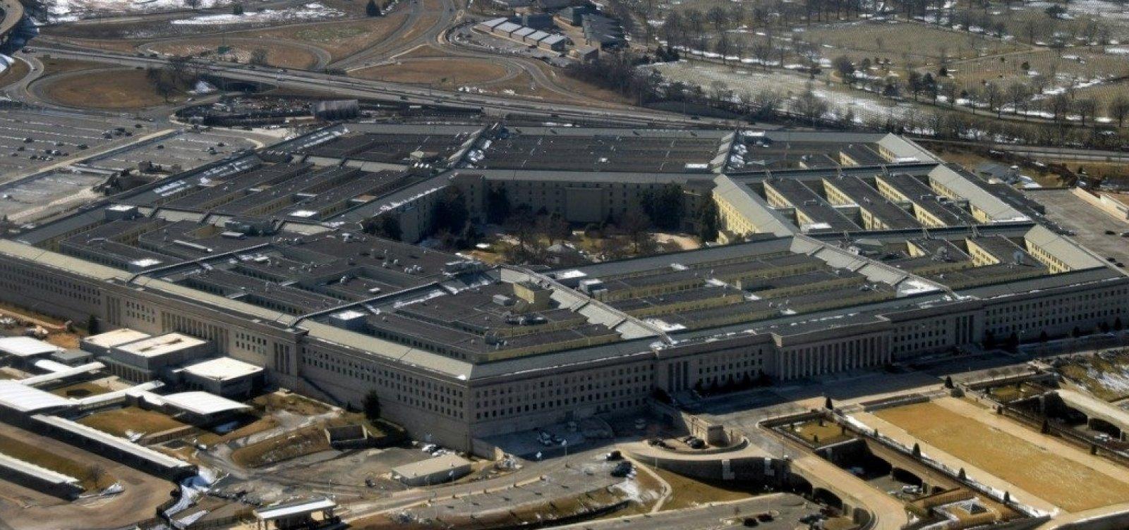 Pentágono deve enviar centenas de soldados para fronteira de EUA com México