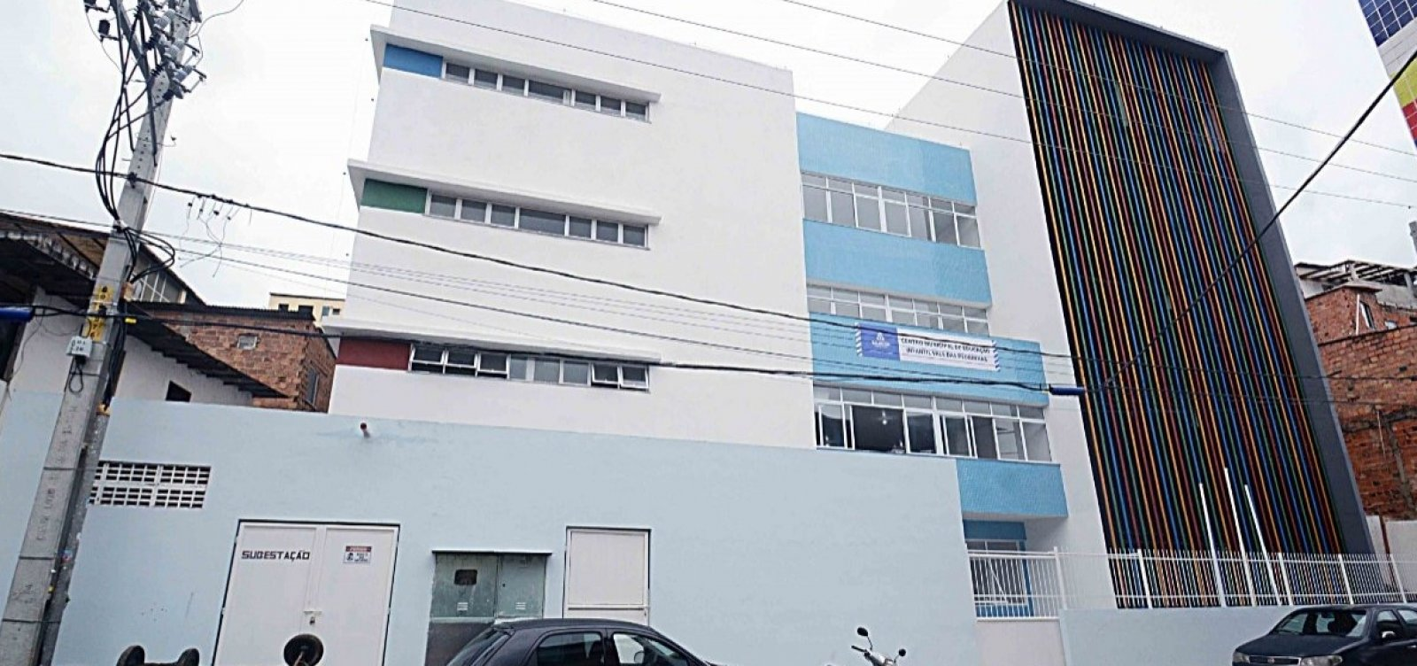 Prefeitura inaugura centro de educação no Vale das Pedrinhas