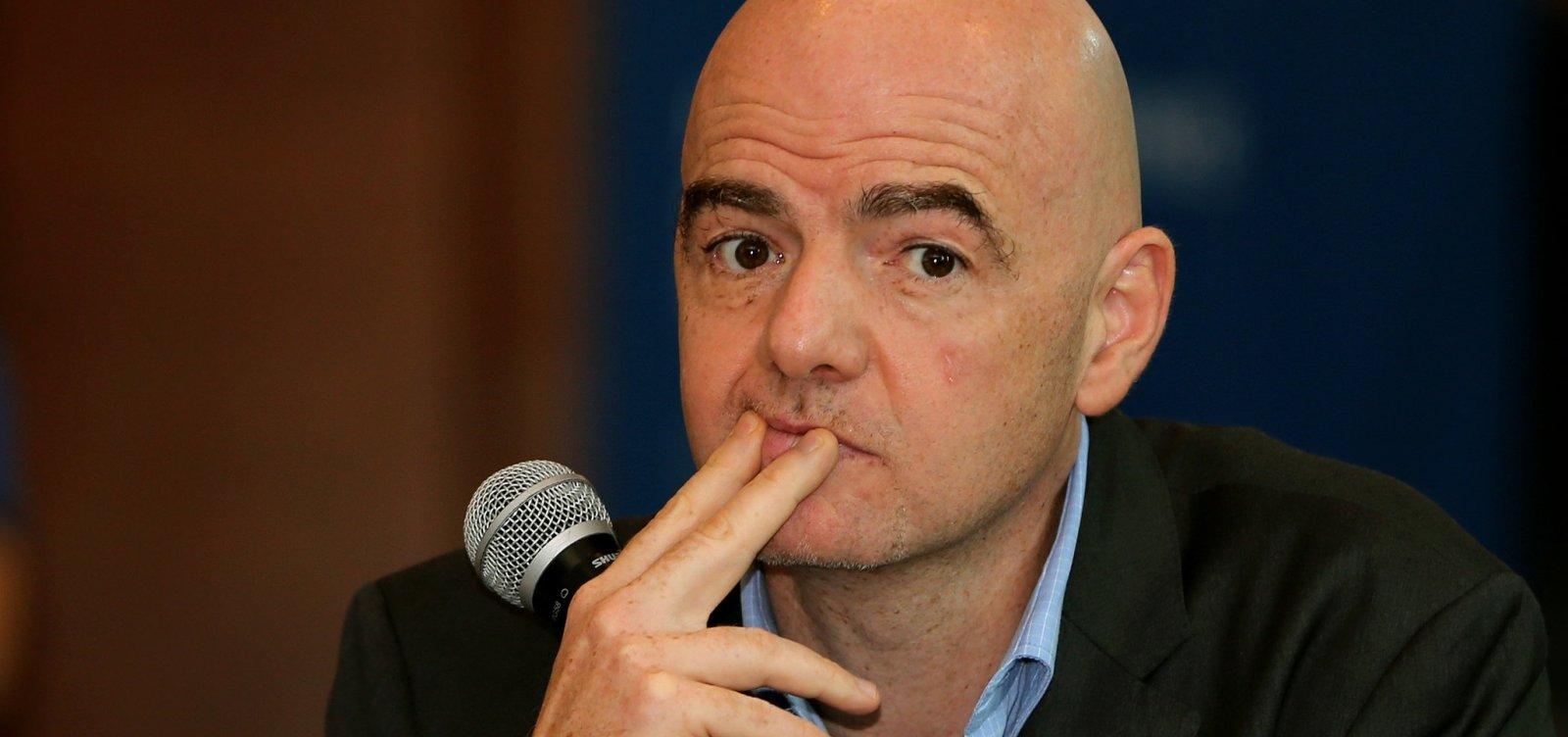 Proposta para novo Mundial de Clubes cria tensão entre Fifa e Uefa