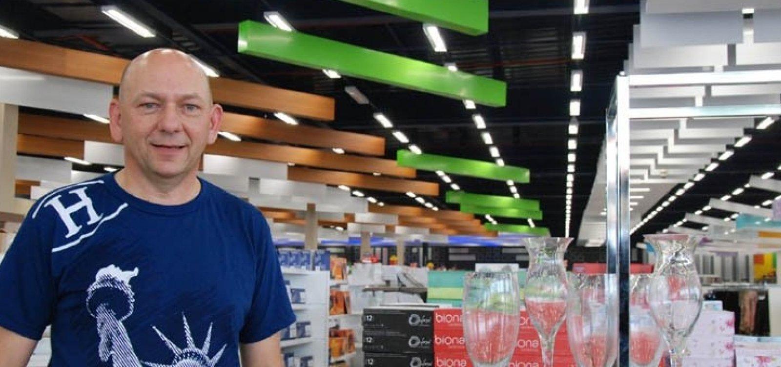 Dono da Havan nega manobra considerada irregular pela Receita Federal