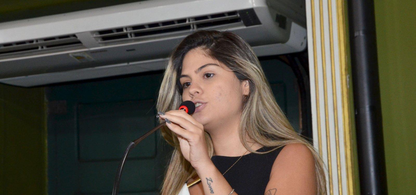 PV recorre de decisão que autoriza Marcelle Moraes a deixar partido