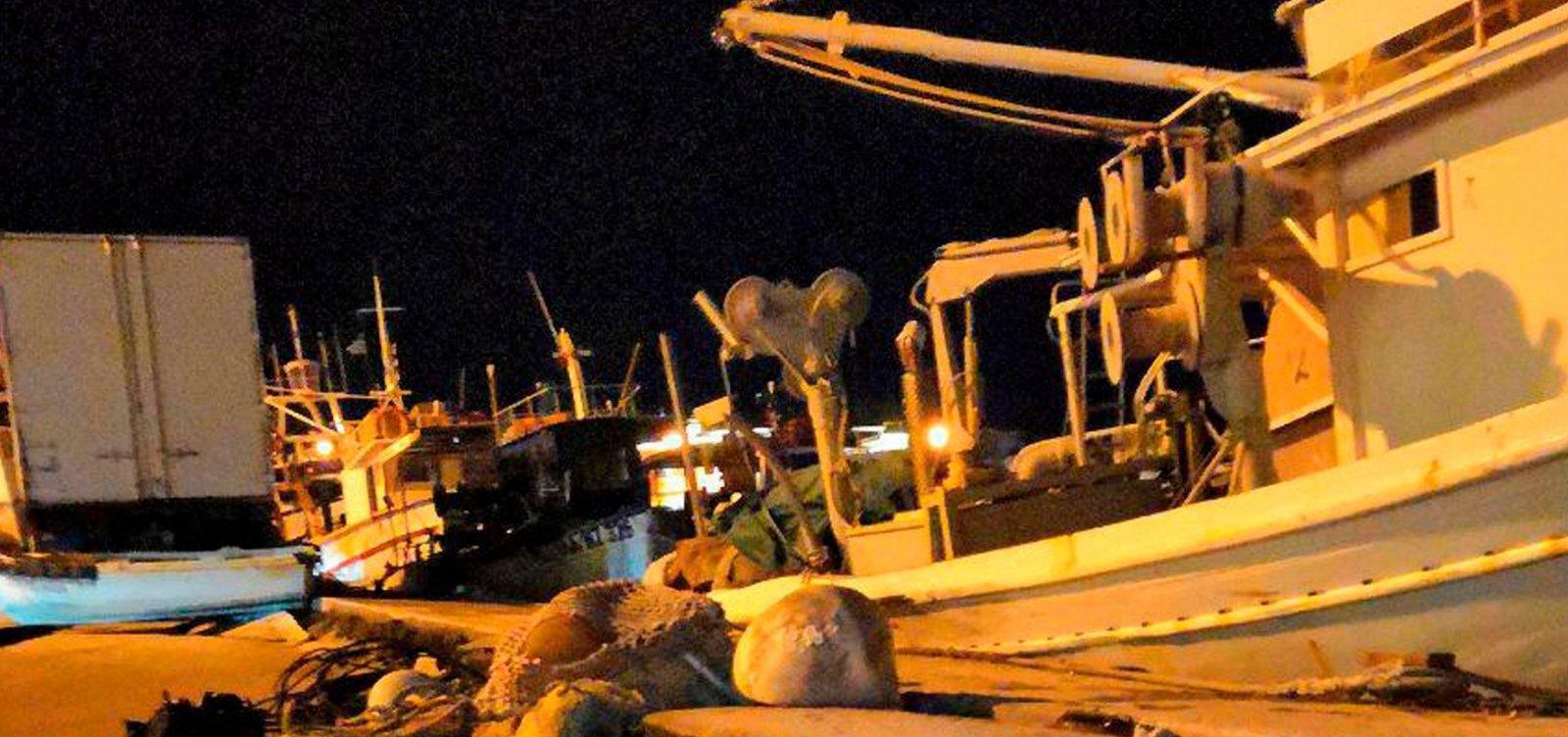 Terremoto atinge ilha grega e provoca estragos