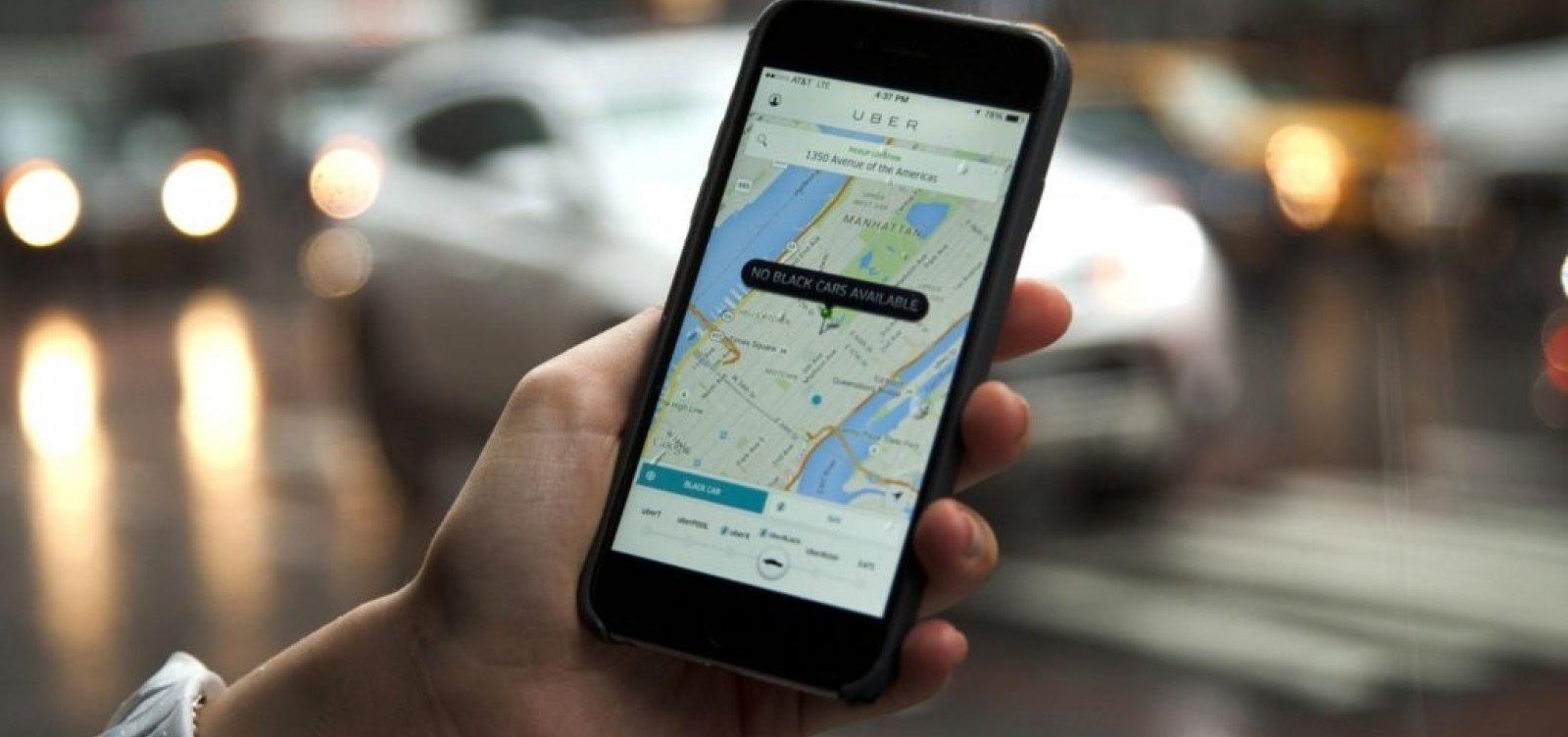 Uber: Neto diz que vai avaliar o que será vetado e incita manifestação de taxistas