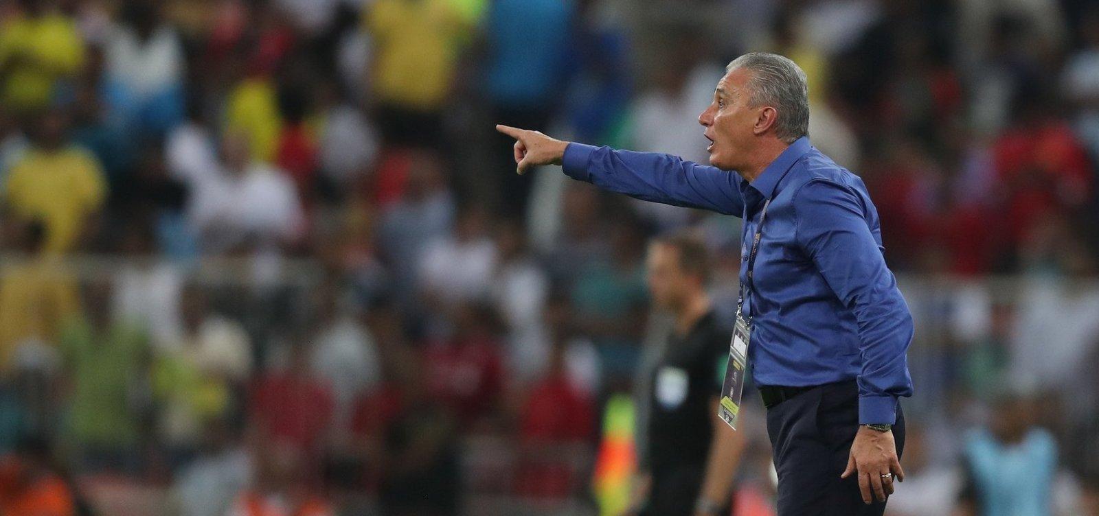 Com dois novatos, Tite convoca seleção para amistosos contra o Uruguai e Camarões